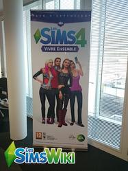 Ambiance - Les Sims 4 Vivre Ensemble 03