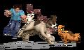 Artwork Les Sims 3 Animaux & Cie 03