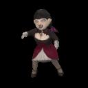 Gnome magique Vampire