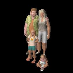 Grantham familie