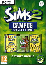 Les Sims 2 Campus Collection