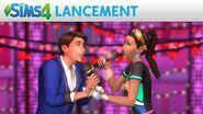 Les Sims 4 bande-annonce de lancement officielle Xbox et PS4