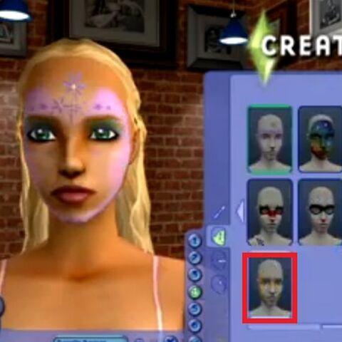 El maquillaje encerrado no se encuentra en el juego