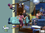 Sims 2 Beta