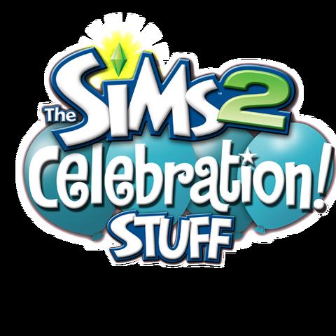 File:The Sims 2 Celebration! Stuff Logo.png
