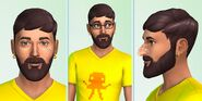 The Sims 4 CAS Screenshot 10