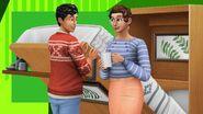 Главный рендер каталога «The Sims 4 Компактная жизнь»