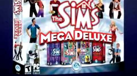 Anuncio TV The Sims Mega Deluxe