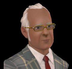 Melvil Galantome (Les Sims 3)