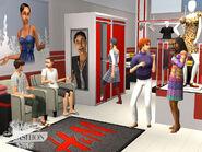 The Sims 2 H&M Fashion Stuff Screenshot 05