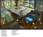 Les Sims 3 Inspiration Loft Concept art 1