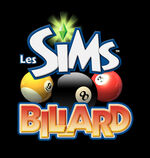 Logo Les Sims Billard