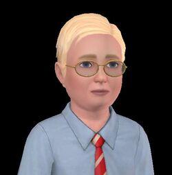 Malcolm Plènozas (Les Sims 3)