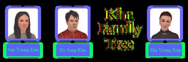 Kim Family Tree (Shang Simla)