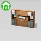 Mueble combinado Ronca y Recoge