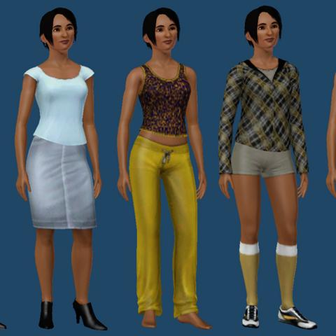 Outfits de Ayesha