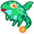 Glowfrog Familiar Icon