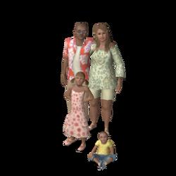 Hoffman familie