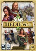 Los Sims Medieval (Portada)