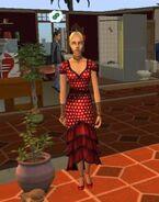 Noelle Dennis in game