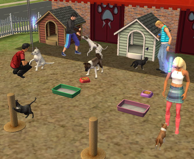 download game gba the sims 2 pets