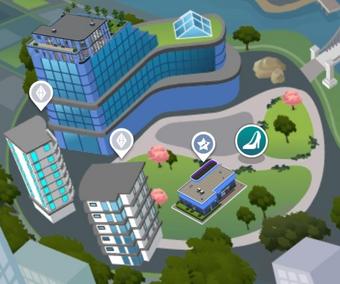 Fashion District The Sims Wiki Fandom