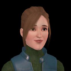 Hillegonda Gniep (De Sims 3)