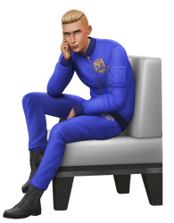 Les Sims 4 Moschino Render 02