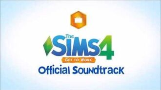 The Sims 4 Get To Work Official Soundtrack Up We Go (Alternative)