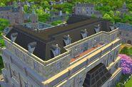 Дрейк-Холл (крыша)