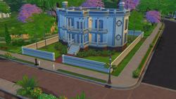 Beschutte Villa