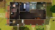 Casa da Lavanda, segundo andar
