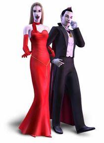 Grands Vampires Sims 2