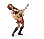 Holly Guitar