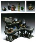 Les Sims Medieval Concept art 8