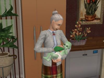 File:Nanny feeding an alien.jpg
