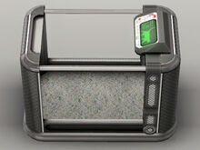 Ts3p futuristic litter box