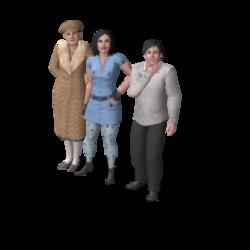 Bagley familie