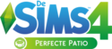 De Sims 4 Perfecte Patio Accessoires Logo