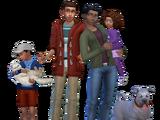 Delgato family