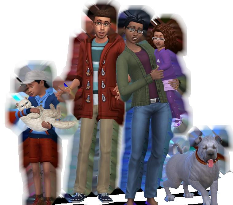 Delgato family | The Sims Wiki | FANDOM powered by Wikia