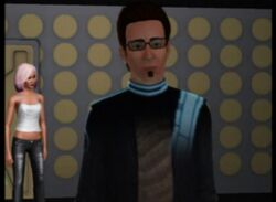 Doctor Who - The Sims 3 opening credits 26