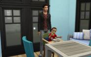 Elias and toddler Caleb