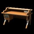 Fabricated Desk