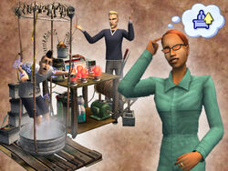 Famille Pipette (Les Sims 2)