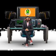 Les Sims 4 Au Travail Big Data