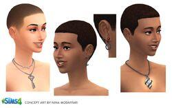 Les Sims 4 Monde magique Concept 02
