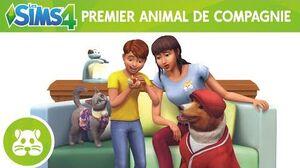Les Sims 4 Premier animal de compagnie - bande-annonce officielle