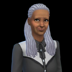Olivia Chimère (Les Sims 4)