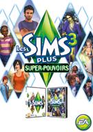 Packshot Les Sims 3 Plus Super-pouvoirs